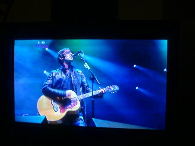The verve op glastonburry bbc three nice !